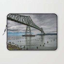 Astoria - Megler Bridge Laptop Sleeve