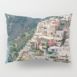 Italy. Amalfi Coastline Pillow Sham
