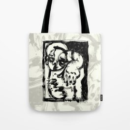 Lonesome Saint Tote Bag