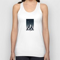 twilight Tank Tops featuring Twilight by rodric