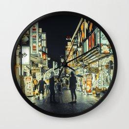 TOKYO BLOOM - Kabukicho Fun Wall Clock
