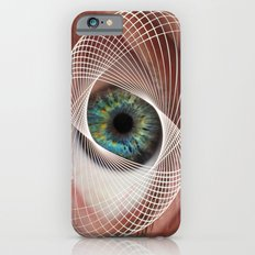 Mobius Eye Seeing All, Infinite Vision iPhone 6s Slim Case