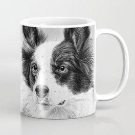 Dog Portrait 02 Coffee Mug