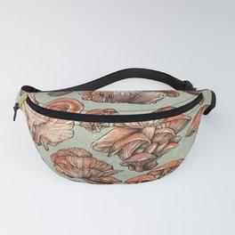 A Series of Mushrooms Fanny Pack