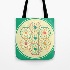 Yey! Shapes!  Tote Bag