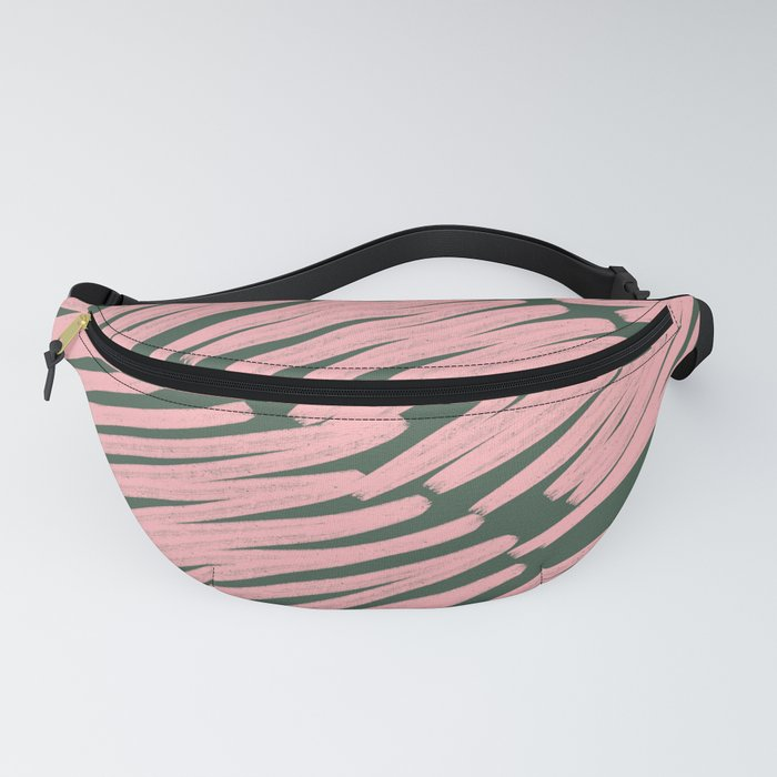 Pink Chalk Fanny Pack