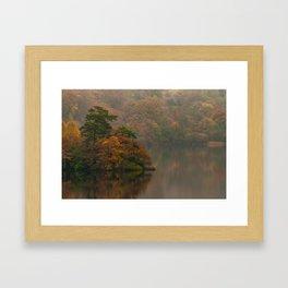 My Cumbria Framed Art Print
