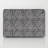 grid iPad Cases featuring Grid by ChantalNathalie