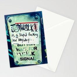 Jaywalk Stationery Cards