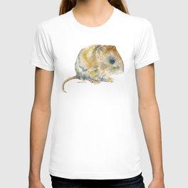 Vole Watercolor T-shirt