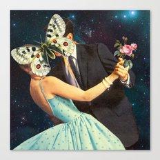 Butterflies, Part 2 Canvas Print