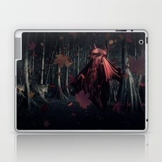 Little Miss Red Riding Hood Laptop & iPad Skin