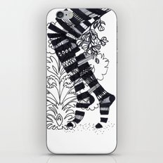 wycinanki iPhone & iPod Skin