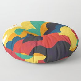 Cloud nine Floor Pillow