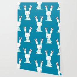 Four Eared Bunny Wallpaper