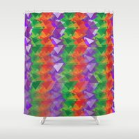 candy Shower Curtains featuring Candy  by Watch House Design