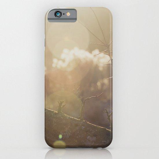 garden sunburst... iPhone & iPod Case