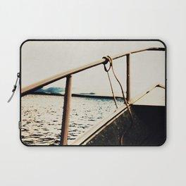 I´m on a boat Laptop Sleeve