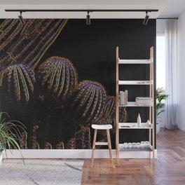 Saguaro Cactus Sobal Effect Wall Mural