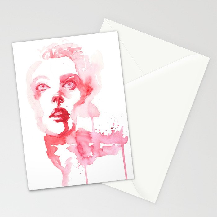 The Reaping Stationery Cards