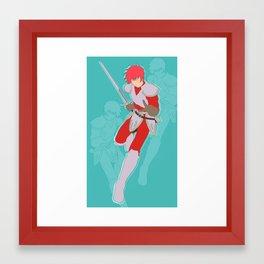 Adol Christin Framed Art Print
