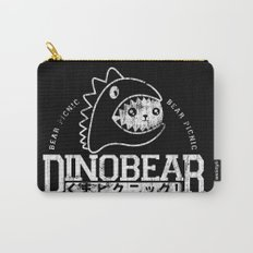 Vintage Dinobear Carry-All Pouch