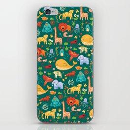 Animals iPhone Skin