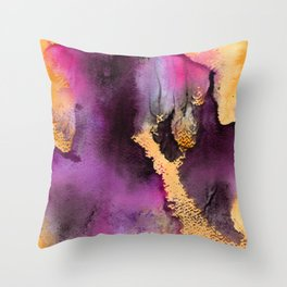 Ink #1 Throw Pillow