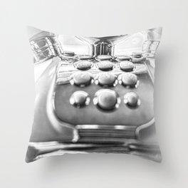 Call ME Throw Pillow