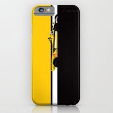 Alain Prost, Renault RE30, 1981 iPhone 6 Slim Case