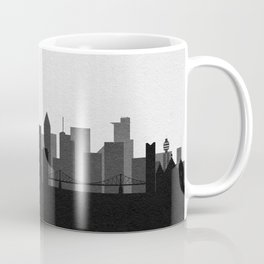 City Skylines: Frankfurt am Main Coffee Mug