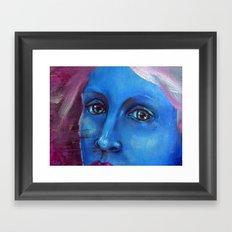 Midnight Mystery Framed Art Print