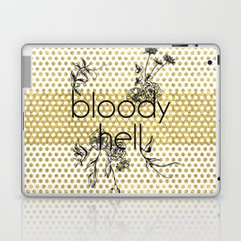 Bloody Dotty Hell Laptop & iPad Skin