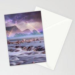 Fantasy Landscape Stationery Cards