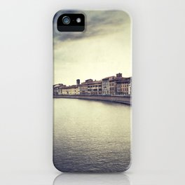ARNO RIVER iPhone Case
