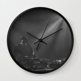 In the mix! Wall Clock