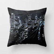 The Dark Knight Throw Pillow