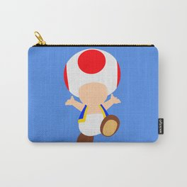 Toad (Super Mario) Carry-All Pouch