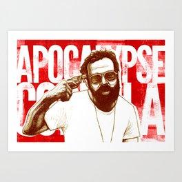 Apocalypse Coppola Art Print