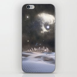desert city iPhone Skin