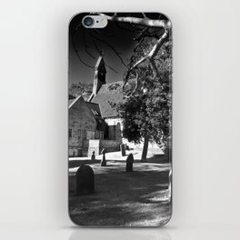 The church of Haxby iPhone Skin