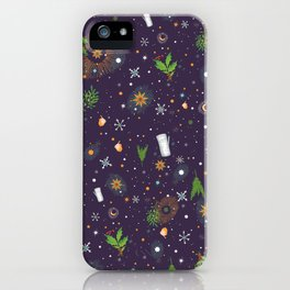 Solstice Holiday iPhone Case