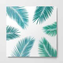 Tropical Vibes. Metal Print