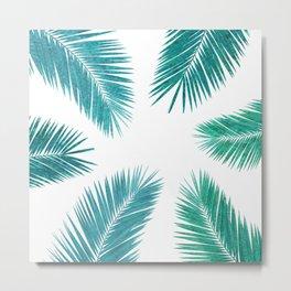 Tropical Vibes. Metal Print