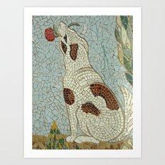 Amores Perros Art Print