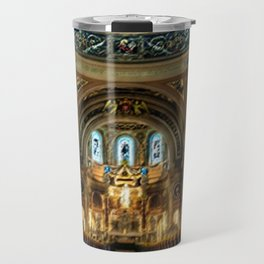 'The Church of Strange New Things,' A Portrait by Jeanpaul Ferro Travel Mug