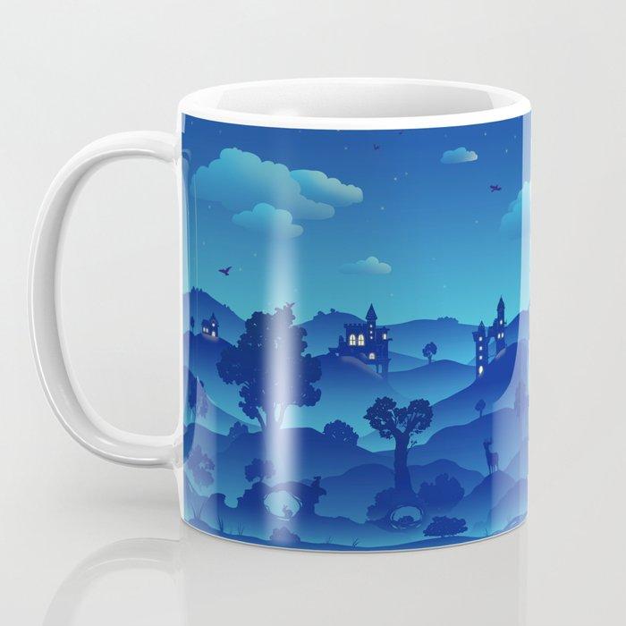 Fairytale Dreamscape Coffee Mug