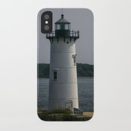 Portsmouth Harbor Lighthouse iPhone Case