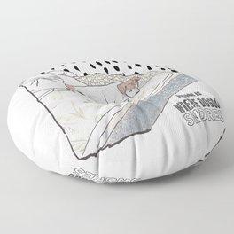 Home is Floor Pillow