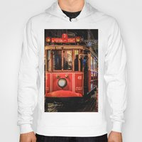 istanbul Hoodies featuring Istanbul by Seza Kaymak